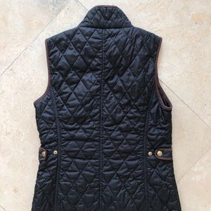 Banana Republic Quilted Vest XS